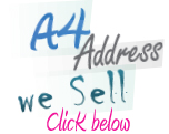 A4 Address Labels